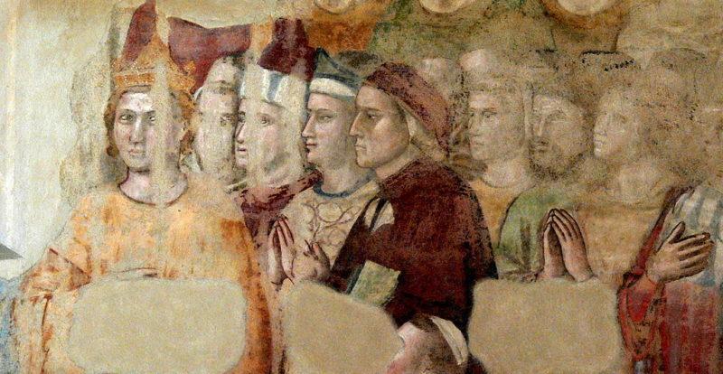 Dante Alighieri's portrait