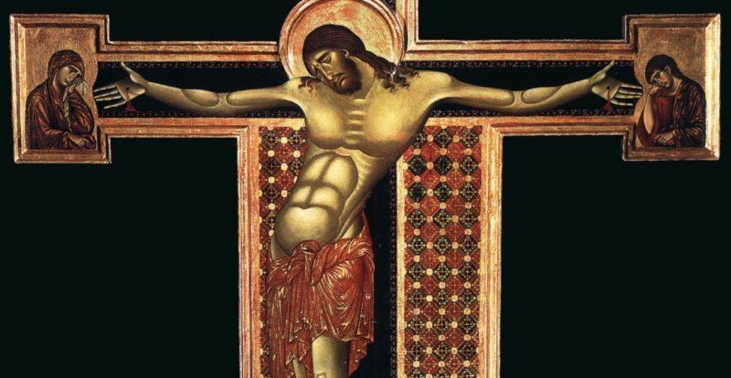 Crocifisso di Cimabue