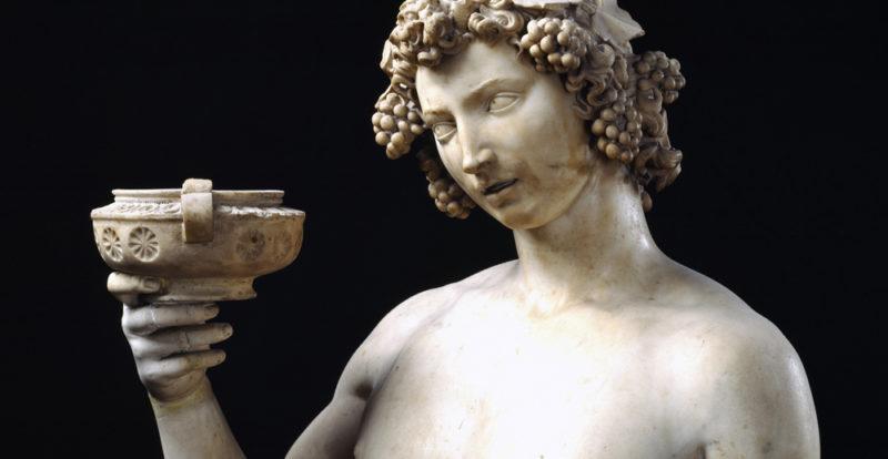 Bacco di Michelangelo