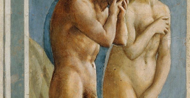 Brancacci Chapel, frescoes by Masaccio