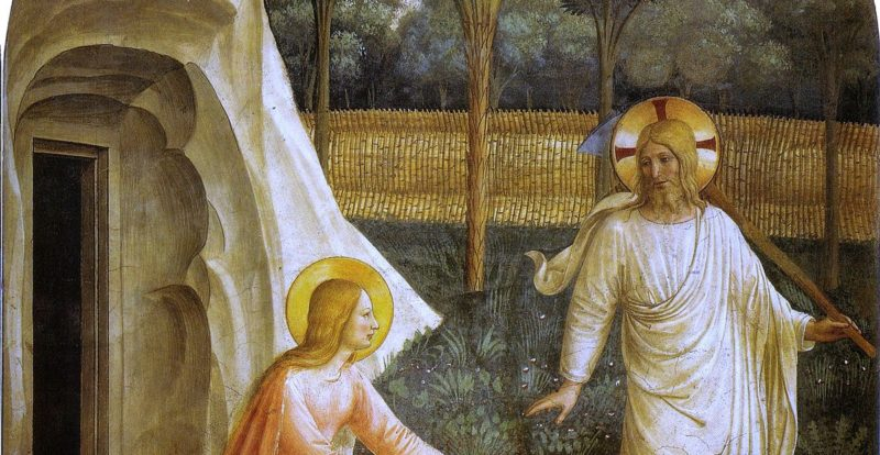 'Noli me tangere' by Fra Angelico