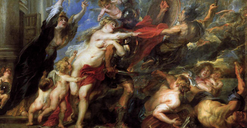 The Consequences of War by Rubens