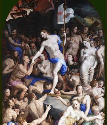 Basilica di Santa Croce, Discesa di Cristo al Limbo del Bronzino