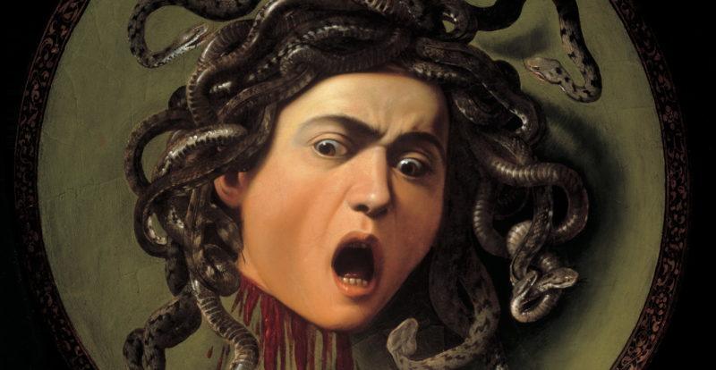 Testa di Medusa di Caravaggio
