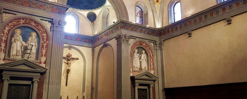 Church of San Lorenzo, Old Sacristy